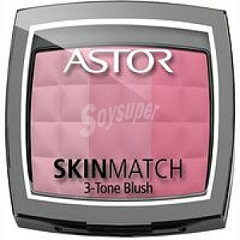 Astor Skin Match Blush Trio Cout Pack 1 unid