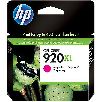 HP Nº 920 XL cartucho color magenta