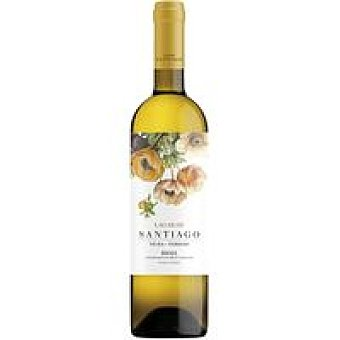 LAGAR DE SANTIAGO Vino Blanco Rioja Botella 75 cl