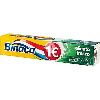 Pasta dentífrica aliento extra fresco