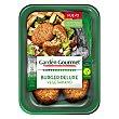 Burguer deluxe vegetariano 180 g GARDEN GOURMET