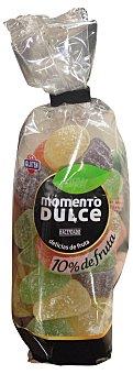 DOLIS Caramelo blando relleno zumo frutas Paquete de 300 g
