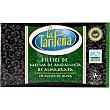 Filetes de melva de Andalucía de Almedraba en aceite de oliva lata 81 g neto escurrido lata 81 g neto escurrido LA TARIFEÑA