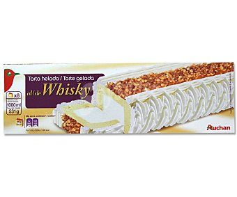 Auchan Tarta Helada Whisky 1 Litro
