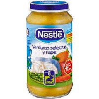 Nestlé Tarrito de verduras-rape desde 6º mes Tarro 250 g