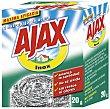 Estropajo de acero inoxidable 20 g Ajax