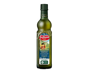Carbonell Aceite de oliva virgen extra Picual Botella de cristal de 750 ml