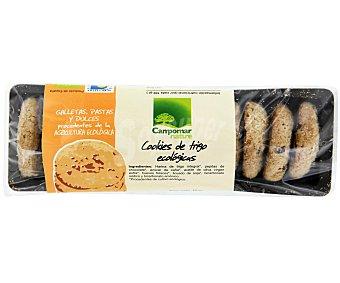 Campomar Nature Cookies de trigo ecológicas Nature 150 gr