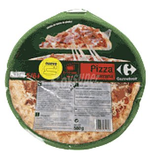 Carrefour Pizza serrano 460 g