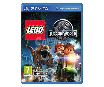 AVENTURA Lego Jurassic World psvi