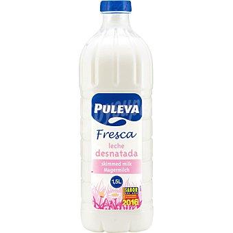 Puleva Leche desnatada fresca Botella 1.5 l
