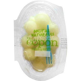 EL COPON Bolitas de melón piel de sapo Envase 300 g