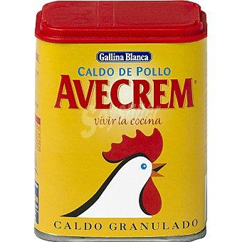 Avecrem Gallina Blanca Caldo de pollo granulado Envase 110 g neto escurrido