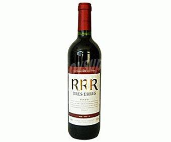 Rrr Vino Tinto de mesa Botella 75 cl