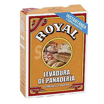 Royal Levadura de panadería en sobres Paquete 5 sobres x 5,5 g (27,5 g)