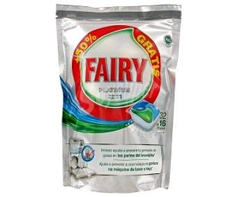Fairy Lavavajillas Platinum 32+16d