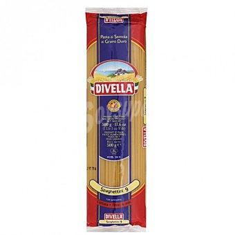 Divella Spaguettini Nº9 500G