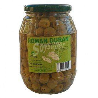 Román Durán Aceitunas verdes sin hueso Roman Duran 450 g