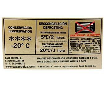 C. ECEIZA Tarta Congelada Queso Fresco con Arándanos 500 Gramos