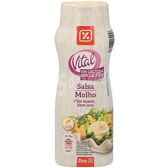 DIA Vital Salsa sin huevo y sin lactosa Bote 289 gr