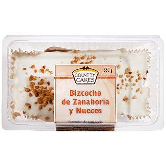 Carrefour Bizcocho de zanahoria 350 g