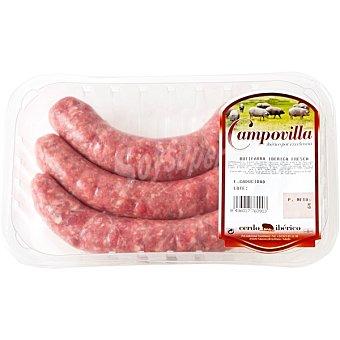 Campovilla Butifarra de cerdo ibérico Bandeja 400 g