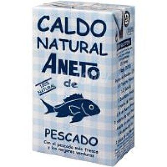 Aneto Caldo de pescado Brik 1 litro + 50%