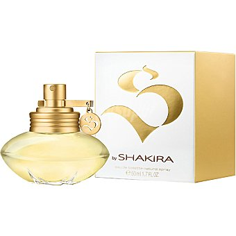 Shakira Eau de toilette natural femenina Spray 50 ml