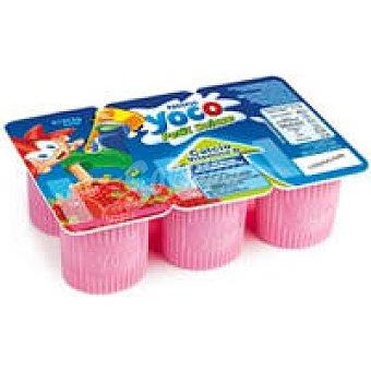 Nestlé Petit Suisse Fresa Yoco 6x42gr