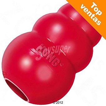 KONG Juguete para perro de goma natural para rellenar de premios color rojo tamaño L 1 unidad