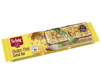 Schär Cereal Bar barrita de cereales de chocolate con leche sin gluten Envase 25 g