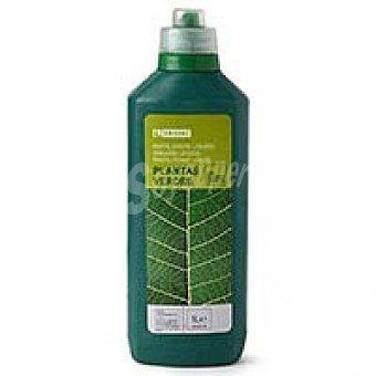 Eroski Fertilizante plantas verdes 1 l