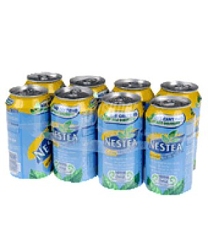 Nestea Resfresco limón sin azúcar Lata de 37,5 cl
