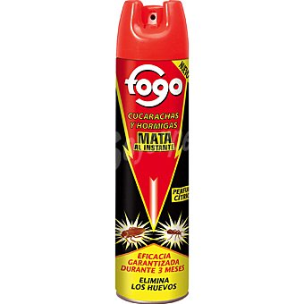 Fogo Insecticida para hormigas Spray 300 ml