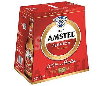 Amstel Cerveza pack 6x285 ml