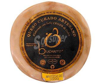 EL BUCARITO Queso de cabra manteca de cerdo 850g