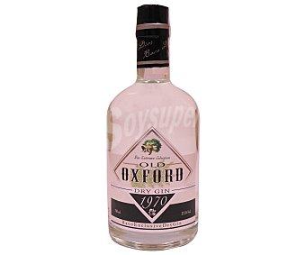 Old Oxford Ginebra dry Botella de 70 cl