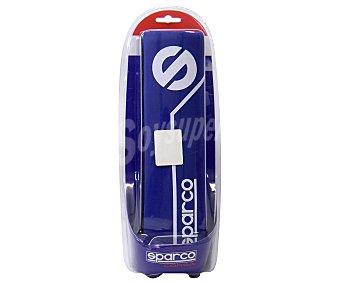 Sparco Almohadilla Protectora para Cinturón de Seguridad de Color Azul 1 Unidad