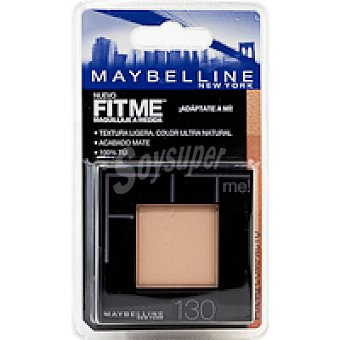 Maybelline New York Polvo compacto Fit Me 130 Pack 1 unid