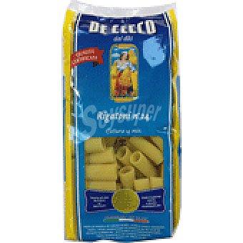 De Cecco Pasta rigatoni nº24 Bolsa de 500 g