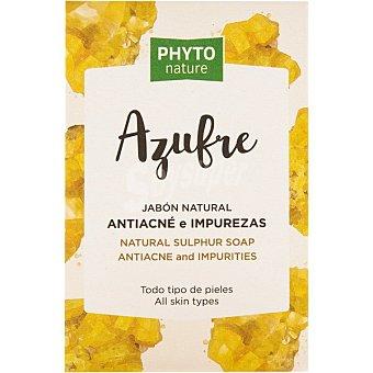 Luxana Phyto Nature Jabón natural antiacné e impurezas Azufre Pastilla 120 g