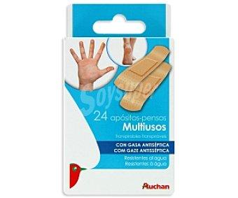 Auchan Apósitos Multiusos 24 Unidades