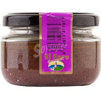 Faroliva Paté de aceitunas negras Tarro 100 g