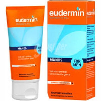 Eudermin Crema protectora para manos For men Caja 75 cl