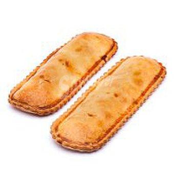 Eroski Empanada bocata de atún Bandeja 225 g