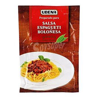 Ubena Salsa spaguetti boloñesa 50 g