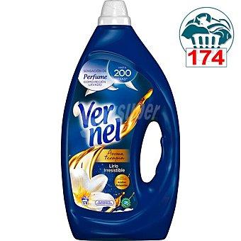 Vernel Aromaterapia suavizante concentrado Lirio Irresistible Botella 174 dosis