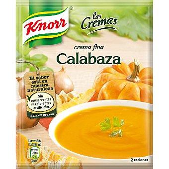 Knorr Crema fina de calabaza 62 g