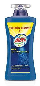 Ariel Quitamanchas gel Garrafa 2 litros