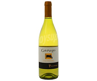 Gato Negro Vino Blanco Chardonnay 75 Centilitros